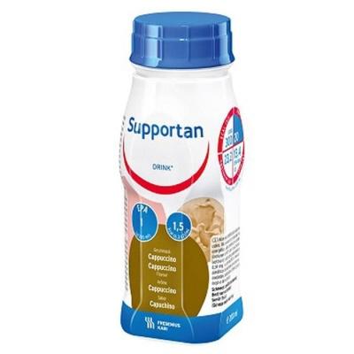СУПОРТАН ДРИНК течна диетична храна с вкус на капучино 200 мл.