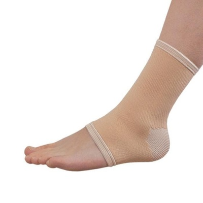 ЕЛАСТИЧНА НАГЛЕЗЕНКА 7035 размер S / DR.FREI ELASTIC ANKLE SUPPORT 7035 SIZE S