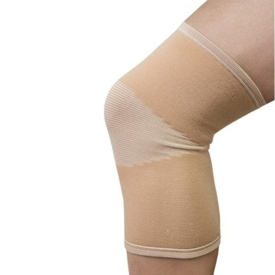 ЕЛАСТИЧНА НАКОЛЕНКА 6040 размер  L / DR.FREI ELASTIC KNEE JOINT SUPPORT 6040 SIZE  L