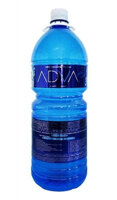 АЛКАЛНА ЖИВА ВОДА АДВА 2 литра / ADVA WATER 2 L.