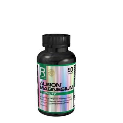 АЛБИОН МАГНЕЗИЙ капсули 125 мг. 90 броя /  REFLEX NUTRITION ALBION MAGNESIUM