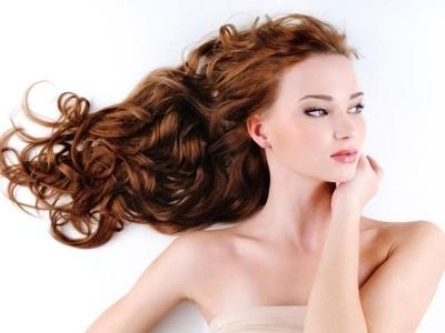 Къдрава коса