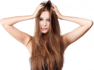 Суха и изтощена коса