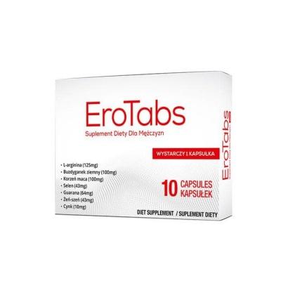 ЕРОТАБС ЗА МЪЖЕ капсули 10 броя / EROTABS 10 capsules