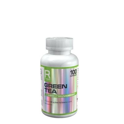ЗЕЛЕН ЧАЙ капсули 300 мг. 100 броя / REFLEX NUTRITION GREEN TEA