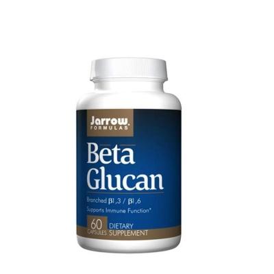 БЕТА ГЛЮКАН капсули 250 мг. 60 броя / JARROW FORMULAS BETA GLUCAN