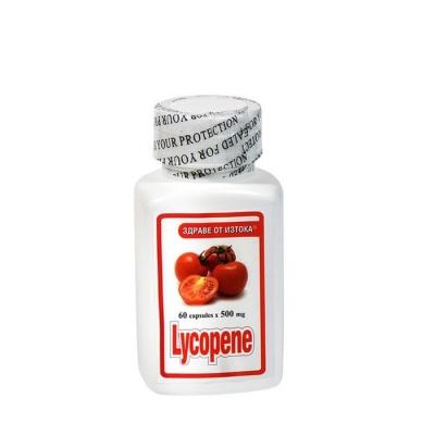 ЛИКОПЕН капсули 500 мг. 60 броя / LYCOPENE
