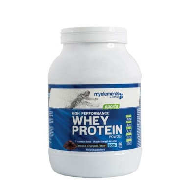 ПРОТЕИН ГЕЙНЪР С ШОКОЛАД прах 900 грама / MYELEMENTS GAINER PROTEIN CHOCOLATE FLAVOUR