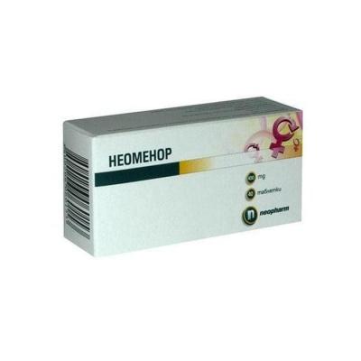 НЕОМЕНОР таблетки 400 мг. 40 броя / NEOPHARM NEOMENOR