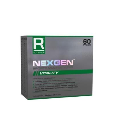 НЕКСГЕН МУЛТИВИТАМИН капсули 60 броя / REFLEX NUTRITION NEXGEN SPORTS MULTIVITAMIN