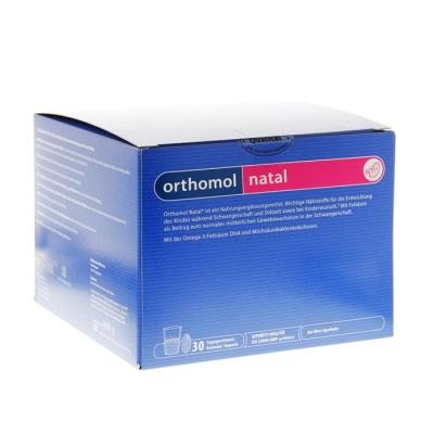 ОРТОМОЛ НАТАЛ 30 броя дневни дози / ORTHOMOL NATAL