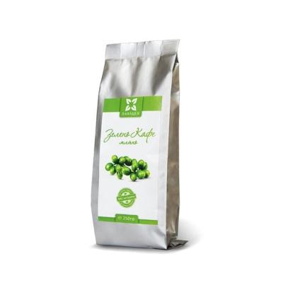 ПАНАЦЕЯ ЗЕЛЕНО КАФЕ МЛЯНО 250 гр. / PANACEA GREEN COFFEE