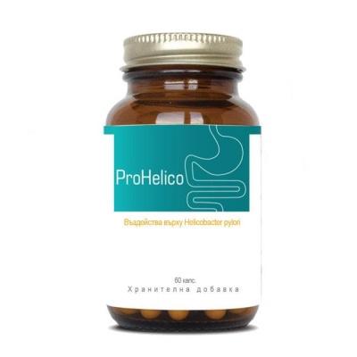 ПРОХЕЛИКО капсули 100 мг. 60 броя / PROHELICO