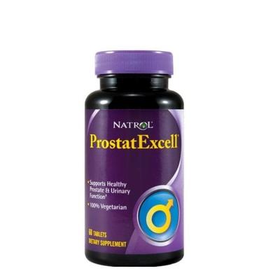 НАТРОЛ ПРОСТАТ ЕКСЕЛ таблетки 60 броя / NATROL PROSTAT EXCELL