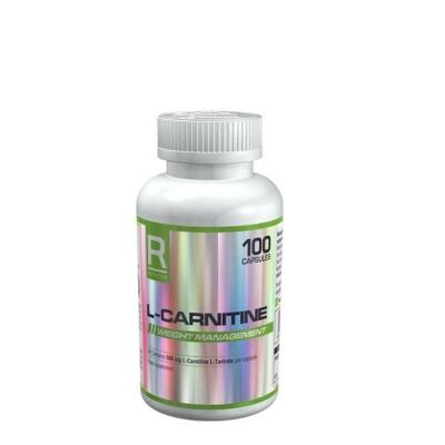 L-КАРНИТИН капсули 500 мг. 100 броя / REFLEX NUTRITION L-CARNITINE