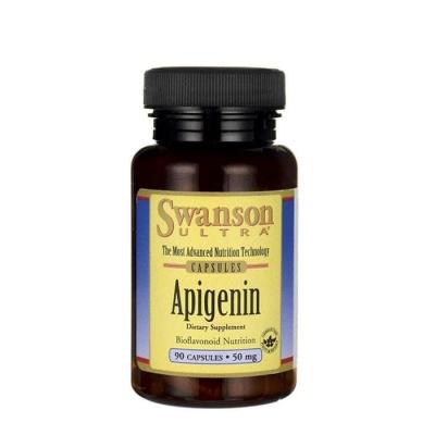 СУОНСЪН АПИГЕНИН капсули 50 мг. 90 броя / SWANSON APIGENIN