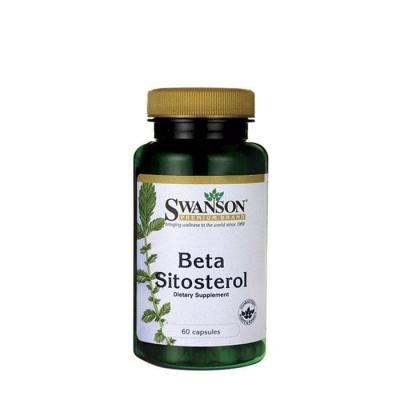 СУОНСЪН БЕТА СИТОСТЕРОЛ капсули 160 мг. 60 броя / SWANSON PREMIUM BETA SITOSTEROL