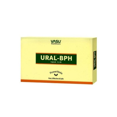 УРАЛ -ВРН капсули 60 броя / URAL BPH