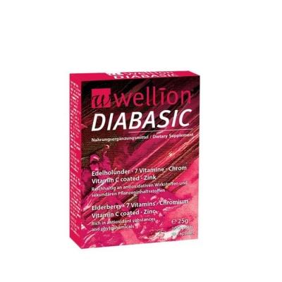 ДИАБЕЙСИК таблетки 30 броя / WELLION DIABASIC